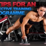 7 Tips to Developing and Following an Effective Training Programme