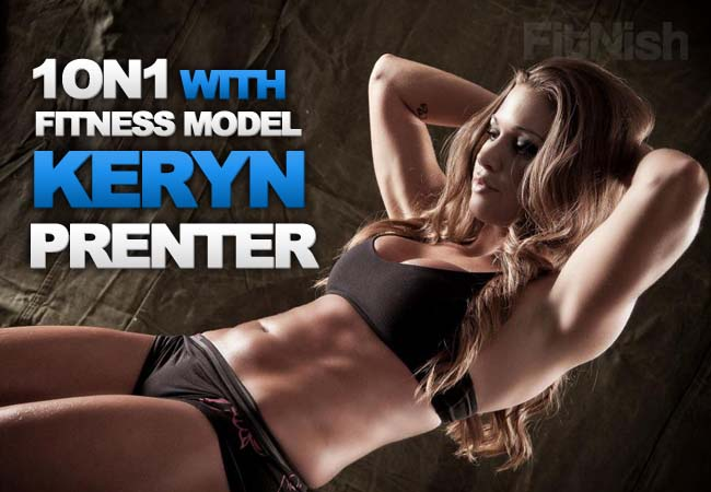 One on One With Entrepreneur, Athlete and Mom, Keryn Prenter