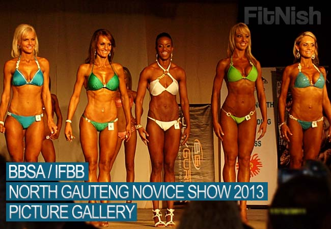 BBSA and IFBB North Gauteng Novice Show 2013, Picture Gallery