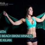 One on One With IFBB Novice Beach Bikini Winner, Jeanine Kilian