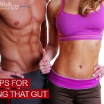 6 tips to Losing that gut, and to getting started on the right track
