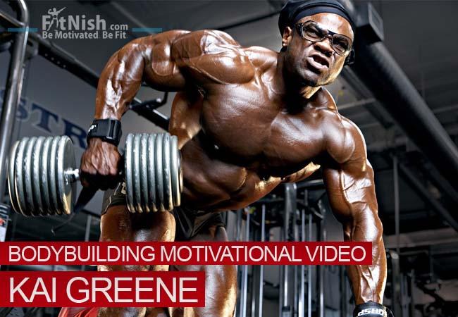 Bodybuilding Motivational Video, 2 Time Arnold Classic and New York Pro Winner, Kai Greene