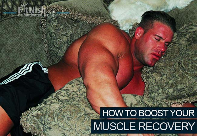 How to Boost Your Muscle Recovery