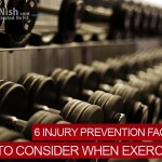 Staying Safe While Exercising, 6 Injury Prevention Factors To Consider When Exercising