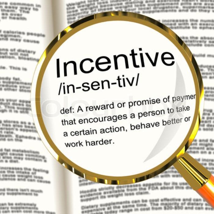 Define Incentive