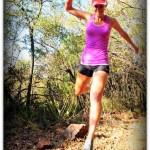 Maryke Visser Trail Runner