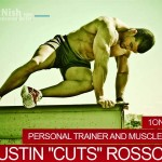 One on One With Personal trainer And Muscle Model, Justin Cuts Roussouw