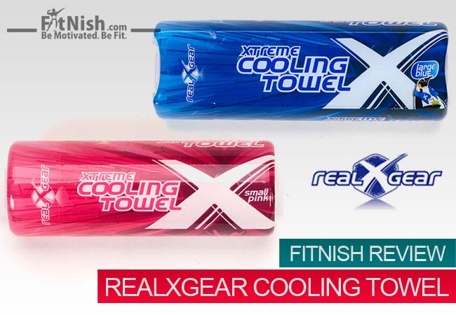 Review, RealXGear Cooling Towel