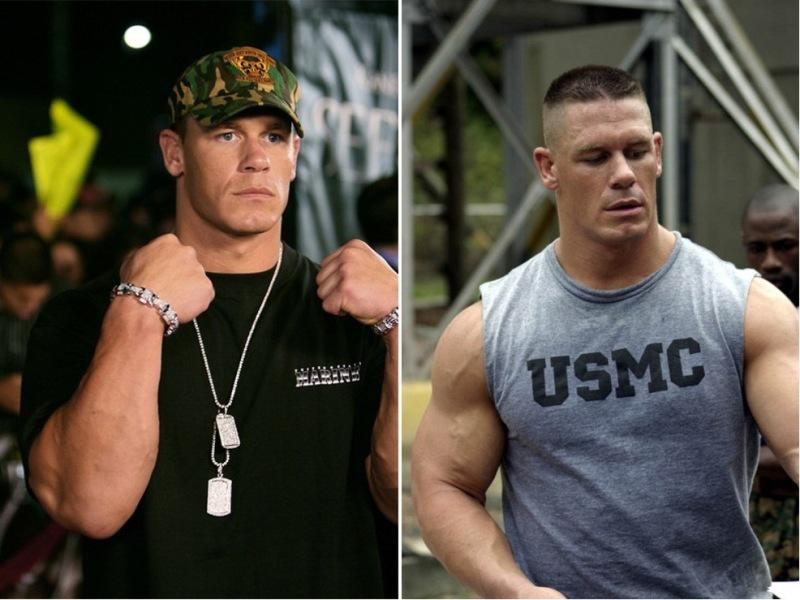 John Cena The marine