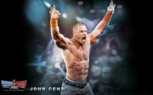 John Cena wrestling