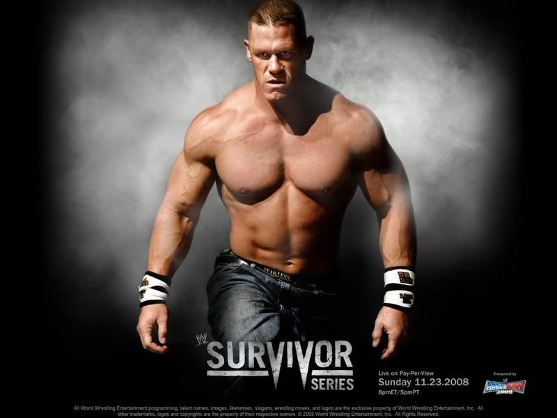 wwe world wrestling entertainment john cena survivor series