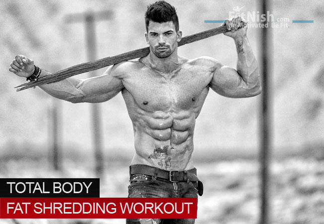 Total Body, Fat Shredding Workout