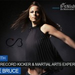 One on One With Guinness World Record Kicker And Martial arts Expert Chloe Bruce