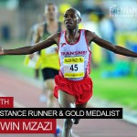 One on One With Long Distance Runner And Gold Medalist Gladwin Mzazi