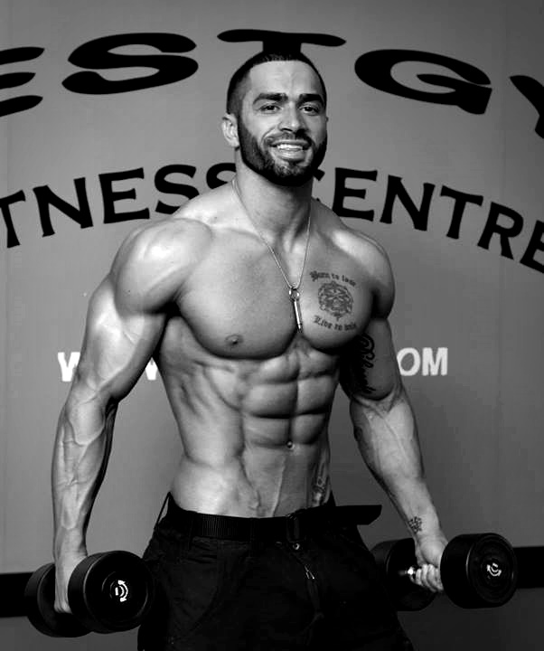 Lazar Angelov training2 | FitNish.com
