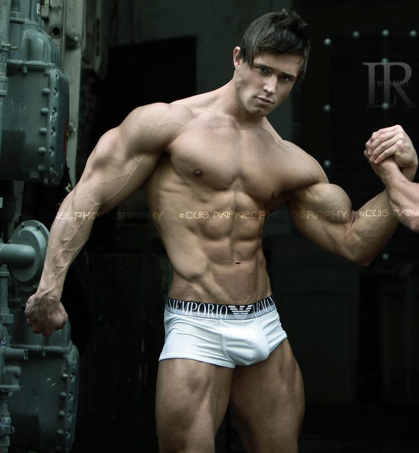 Motivational and Inspirational Physiques, With A Capital V