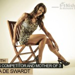 One On One With Fitness Competitor And Mother Of 3, Larisa De Swardt