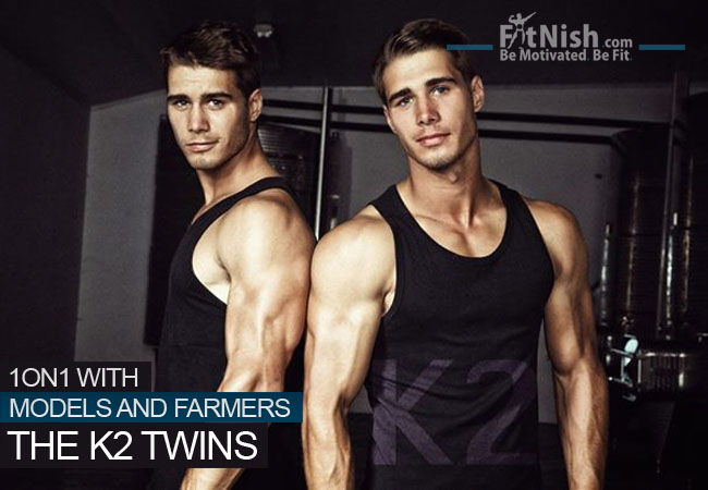 One On One With The 2 Models And Farmers, The K2 Twins