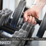4 Of The Most Common Fitness And Training Myths,Debunked