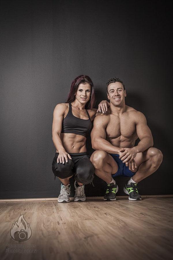 Natascha And Antonie Rossouw 11