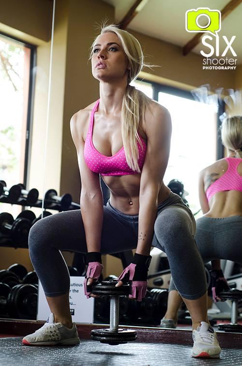 Roxy firmani leg workout