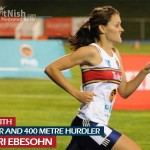 One On One With Sprinter And 400 Metre Hurdler, Anneri Ebesohn