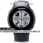 Fitnish.com Gramin forerunner review