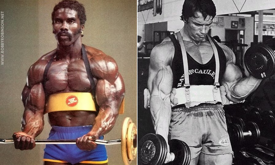 ARNOLD and robbie robinson