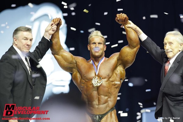 Jay cutler posing mr olympia