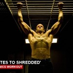 '5 Minutes To Shredded' Calisthenics Workout jason statham pull ups
