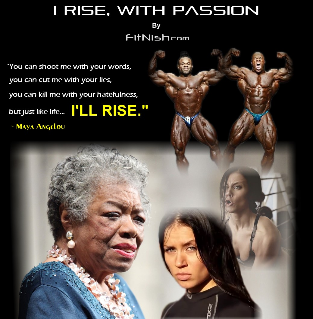 i rise with passion motivational video
