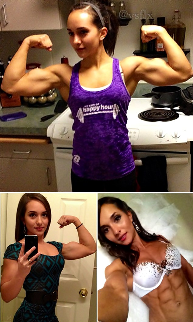 FitNish com Interview With Former Gymnast And WBFF Pro