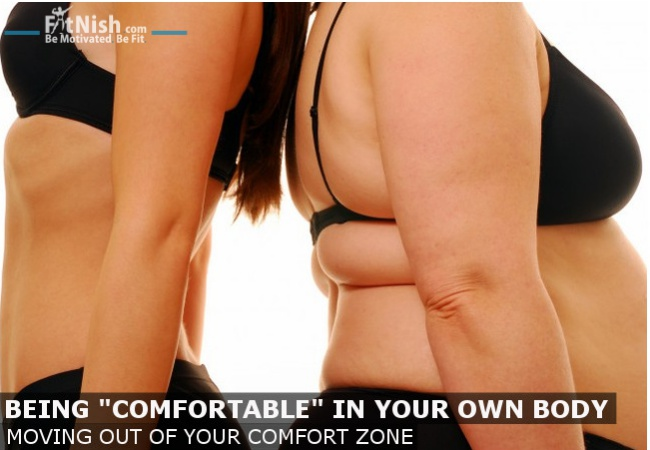 Are you comfortable in your body?