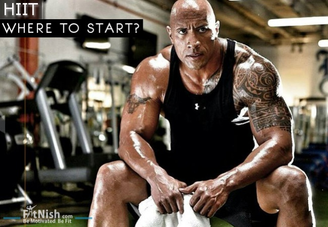 HIIT Methods Explained The rock