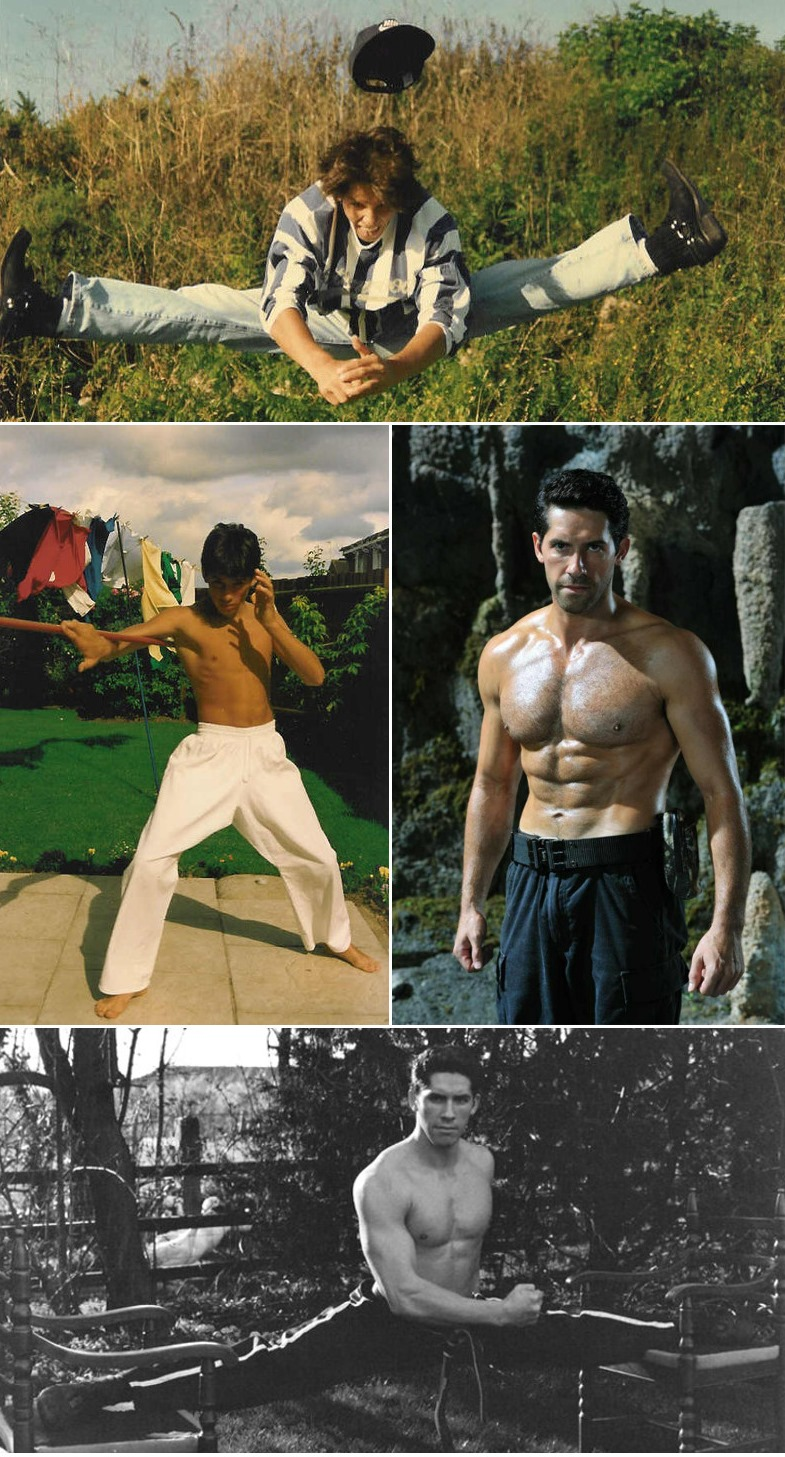 Scott Adkins Motivation | Pictures | Quotes | Training Videos