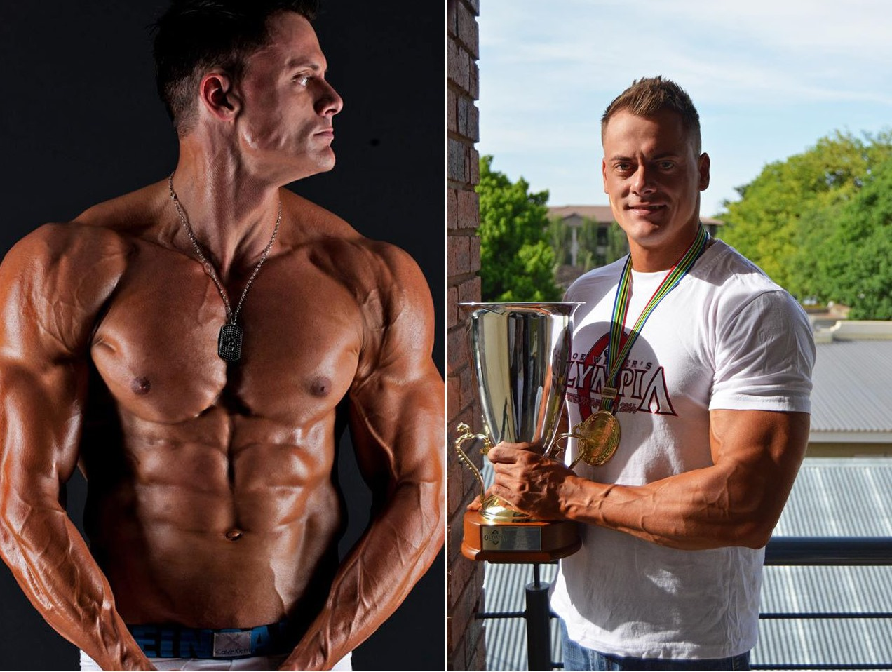 One On One With Men's Physique Amateur Olympia Winner, Marco Pires