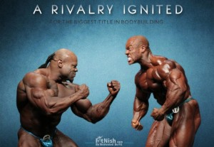 Kai Greene And Phil Heath Rivalry | Mr Olympia 2015 Lead Up