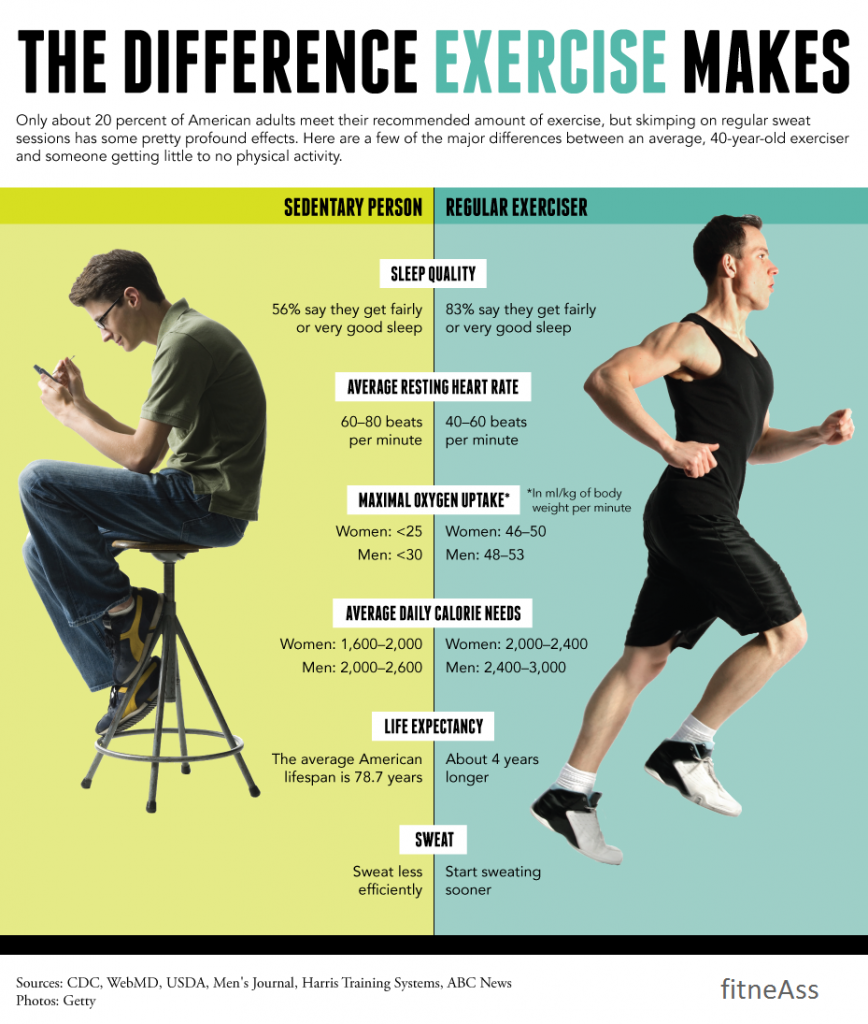the effects of exercise in the Heart health: how does heart rate change with exercise effects of exercise: changes in carbon dioxide output share your story with science buddies.