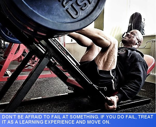 Bodybuilding & The Fitness Lifestyle Translates To LIFE & The Pursuit Of Success
