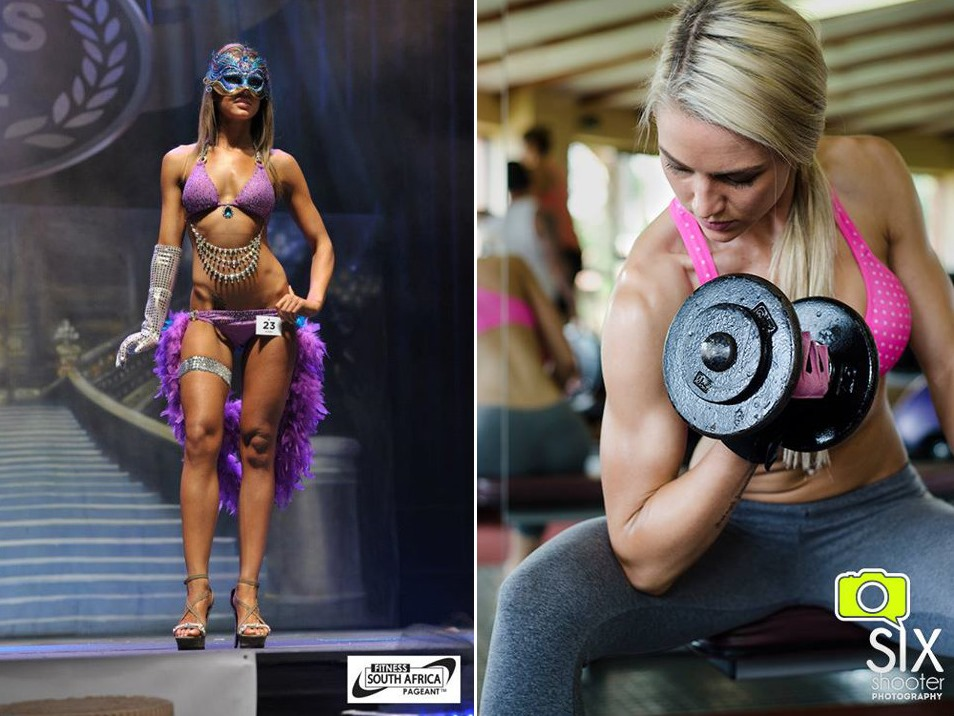 Fitnish.com Interview With Miss BodyBeautiful Turned Powerlifter, Roxy Firmani [2015]