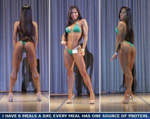 Brazilian Fitness Model Amp Npc Bikini Champion Angelica