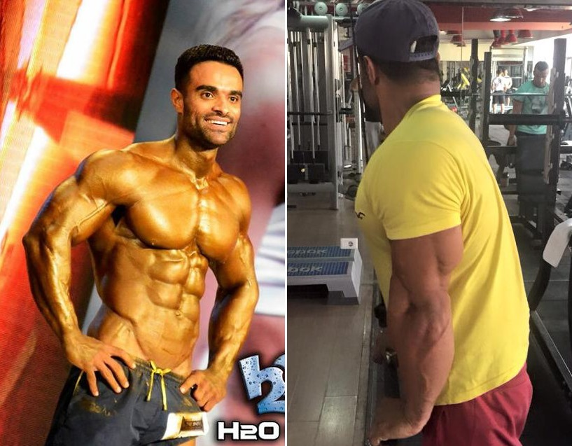 Fitnish.com Interview With Egyptian Bodybuilder, Ashraf Fatouh