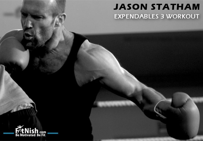 Workout Like Jason Statham!   FitNish.com