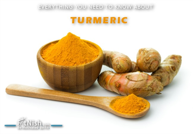 Everything You Need To Know About Turmeric, A Power Spice!