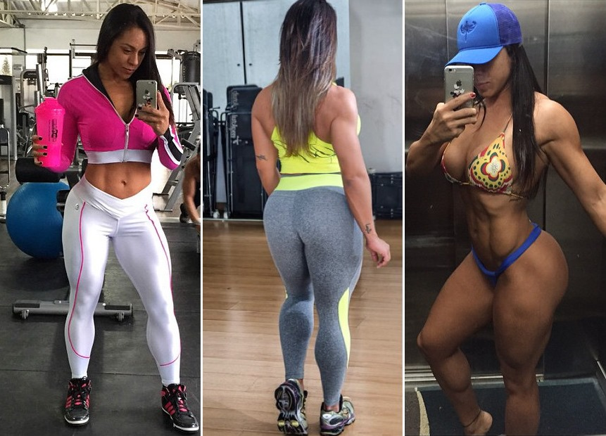 Interview With IFBB Brazilian Athlete And Architect, Marcelle Cypriano Nunes