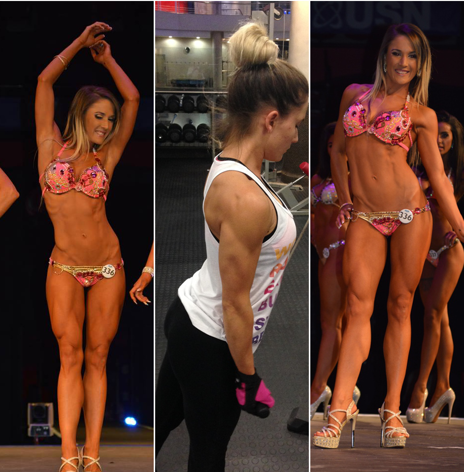 Fitnish.com Interview With Rising Bikini Athlete, Stacey Shutte