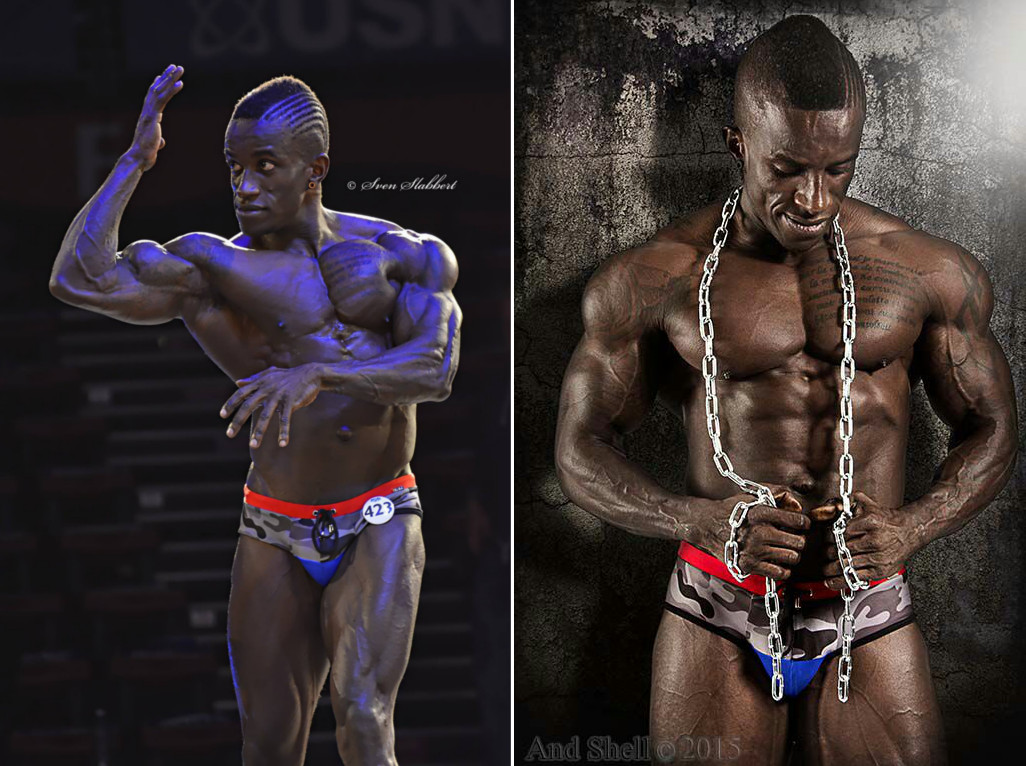 Fitnish.com Interview With Comback King Muscle Model, François Beya