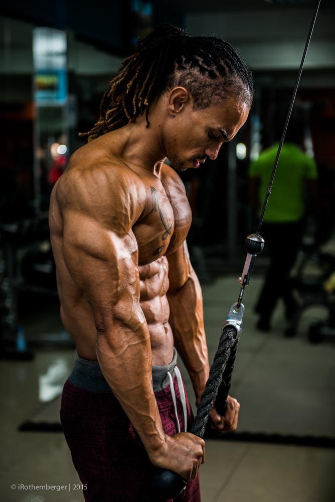 ARMS Training With Castro Barreira José- Cazé