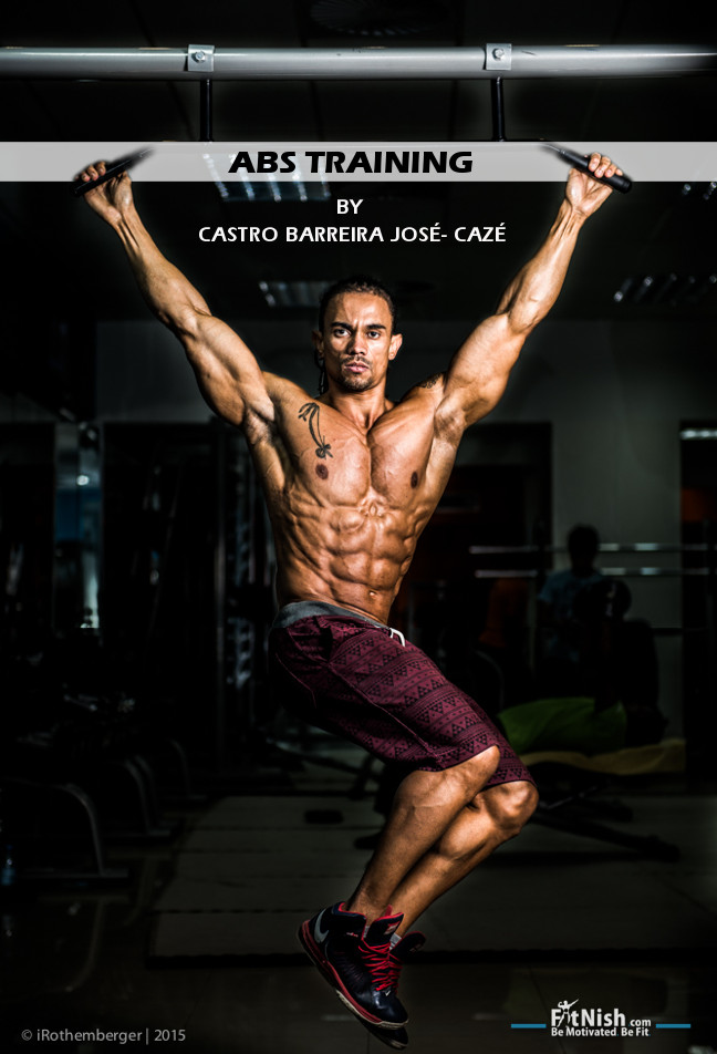 ABS Training With Castro Barreira José- Cazé