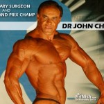 fitnish.com interview With Veterinary Surgeon And Rossi Grand Prix Champ, Dr John Charles